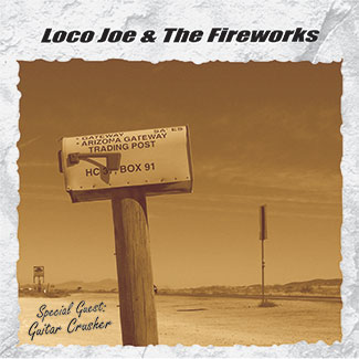 Record Loco Joe & The Fireworks